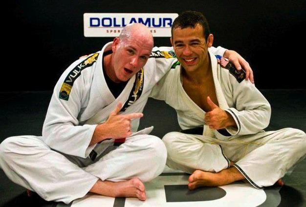 Marcelo Garcia on How To Benefit from Rolling w/ Lower Belts & Developing Conditioning for BJJ by Rolling