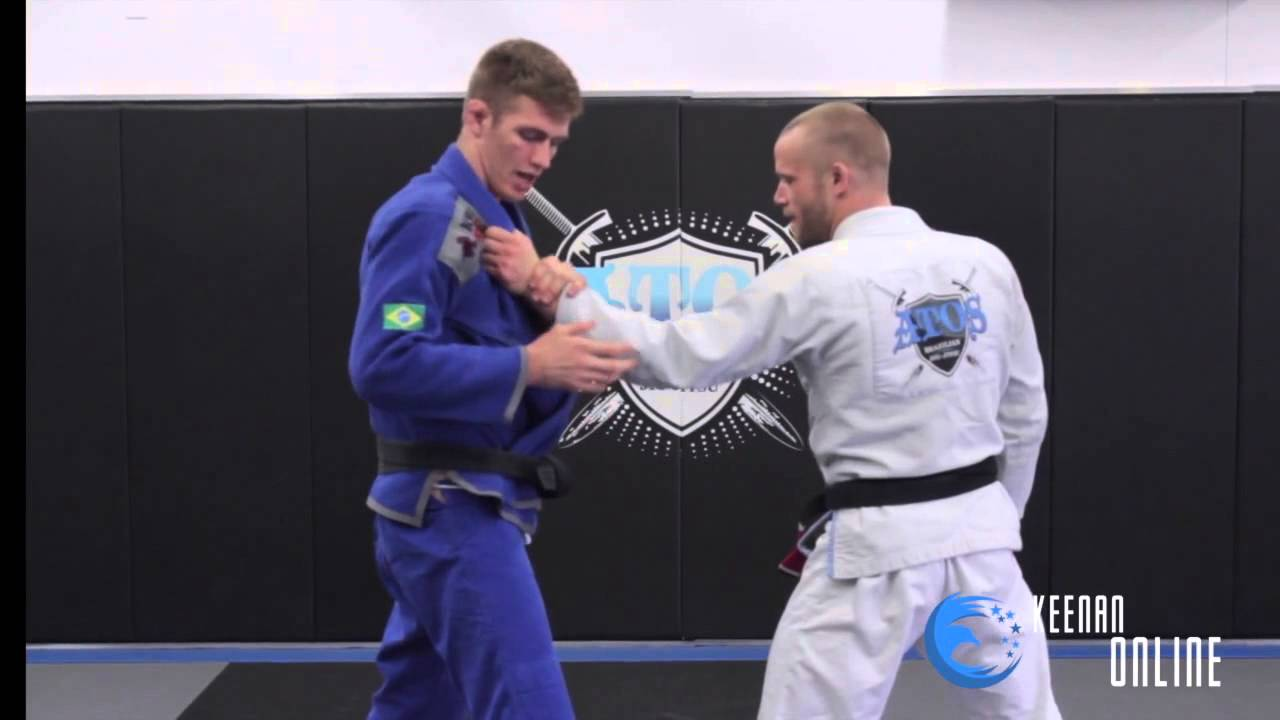 Keenan Cornelius Shows his 7 Favorite Wrist Locks for Jiu-Jitsu