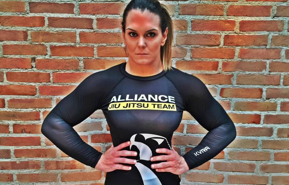 Gabi Garcia on 2015 MMA plans, Minimum Weight She Can Make & Who She Wants To Fight
