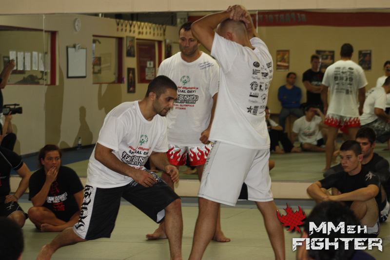 Firas Zahabi: 'Beginners Should Start Without the Gi'