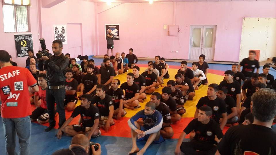 The Fast Growth of Brazilian Jiu-Jitsu in Pakistan
