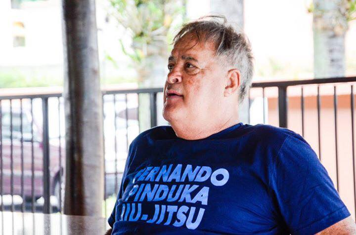Jiu-Jitsu & Vale Tudo Legend Fernando Pinduka: 'MMA Rules Nowadays Do Not Favor Jiu-Jitsu'