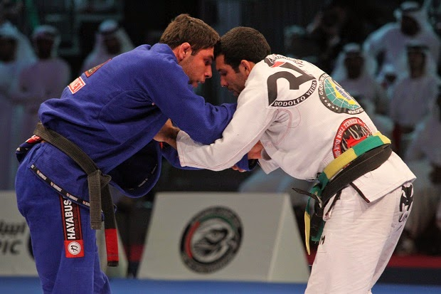 Highlights of the Top 15 BJJ & Grappling Matches of 2014