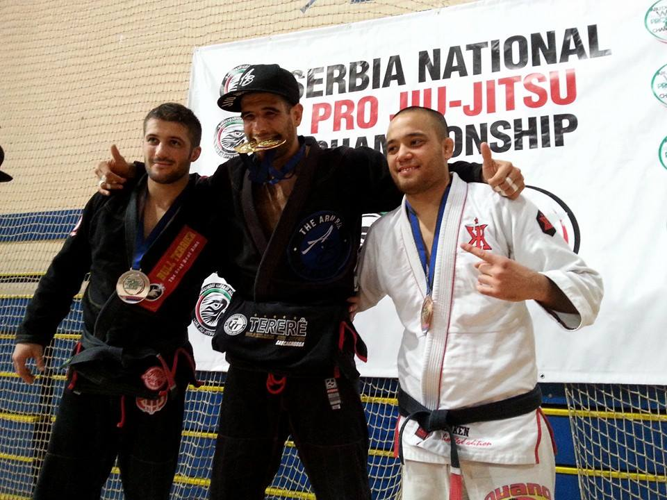 Serbia National Pro Results and Review