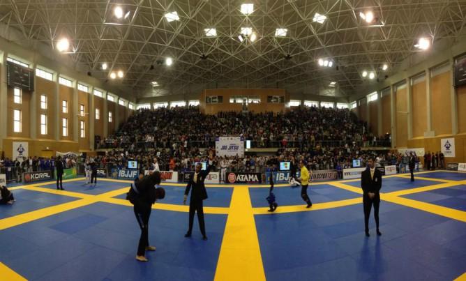 2015 IBJJF Europeans Breaks Record: Now Biggest BJJ Championship in the World