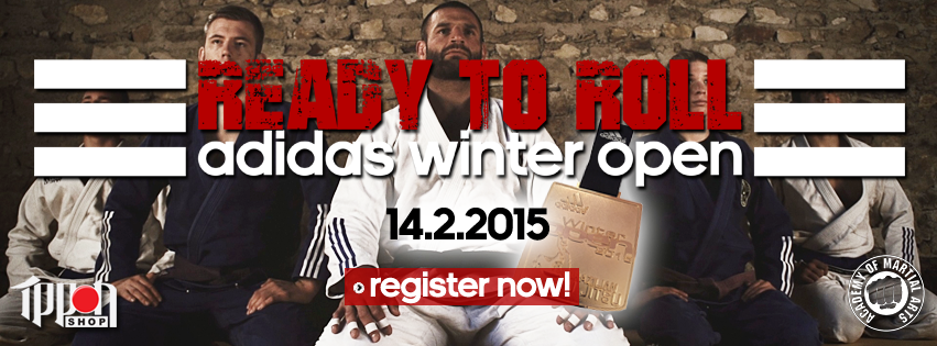 Adidas Winter Open 2015, Black Belts Wanted, Germany 14th February