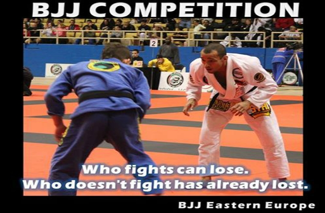 """BJJ Mental Coach: """"Have you ever blamed a referee for your loss?"""""""