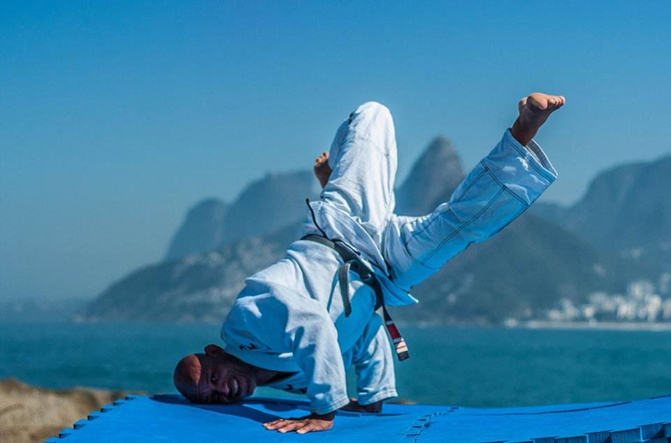 Rubens 'Cobrinha' on How Capoeira has Improved his Jiu-Jitsu