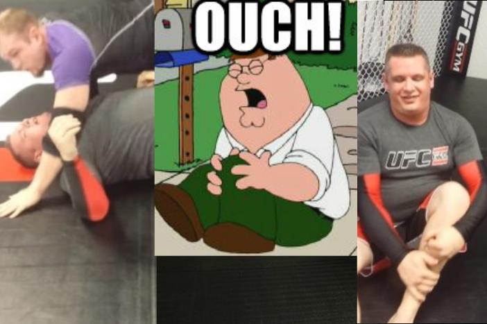 Flashback: Exposed Fake BJJ Black Belt at UFC Gym
