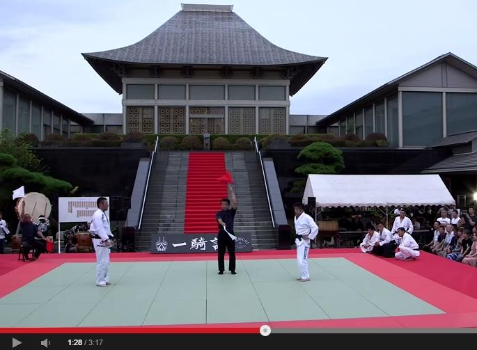 Video: Genki Sudo's Epic 8 Man BJJ Tournament in a Japanese Temple