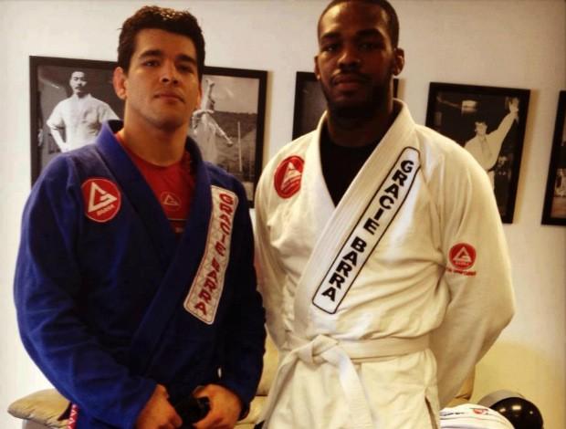 Jon Jones: 'I'm Now Going To Work for my Black Belt in Jiu-Jitsu'