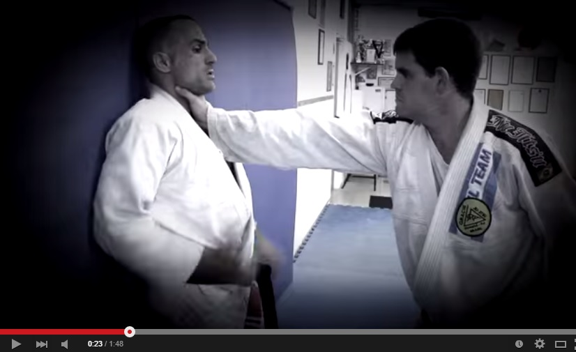 (Video) Gracie Jiu-Jitsu Israel, Preserving The Essence of Jiu-Jitsu: Self Defense