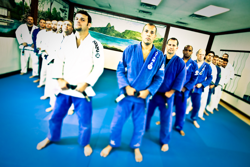 Royce Gracie: 'People that Walk into a BJJ School Wanting Self Defense are Guided To A Sport with a Point System'