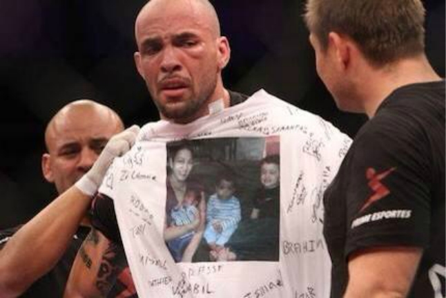 Family First: Igor Araujo Steps Back from UFC to Help Wife in Battle with Cancer