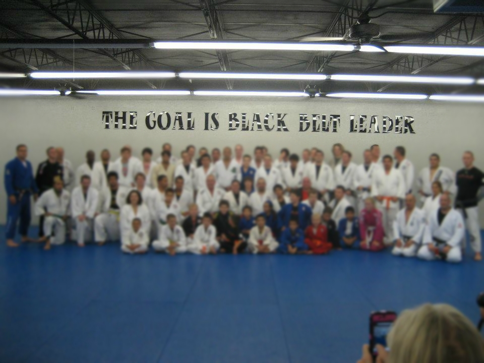 BJJ Academy in Texas Promotes Children to 'Junior BJJ Black Belt' Rank