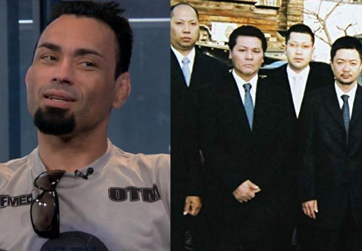 Eddie Bravo on How The Yakuza Tried to Trick Him into an MMA Fight