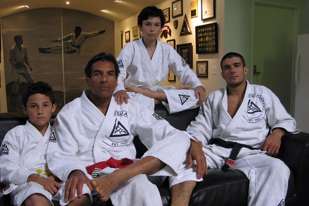 Rorion Gracie on How to Use Principles of Jiu-Jitsu For Success in Business