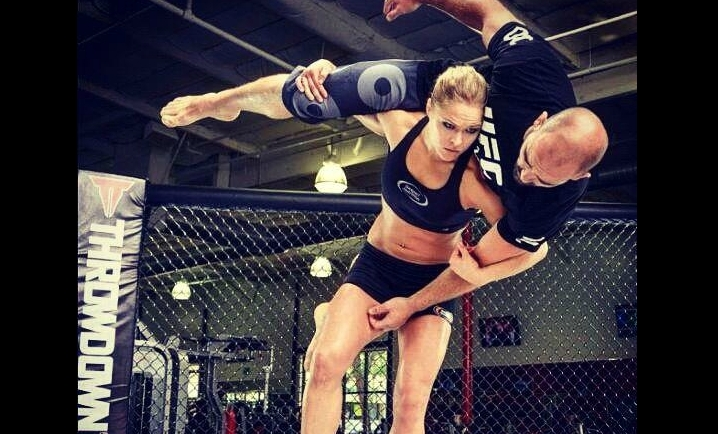 Ronda Rousey Teaches 3 Of Her Favorite Takedowns