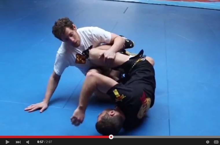 Video: How Luta Livre Black Belt Counters Jiu-Jitsu's Berimbolo