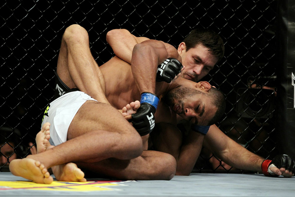 Demian Maia On Why He Doesn't Ground & Pound: 'BJJ Submission Mentality is Reason Why I Don't Hurt Opponents with Strikes'