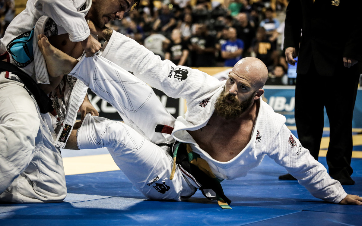 Kit Dale on Why He Has Lost Interest in Competition Jiu-Jitsu