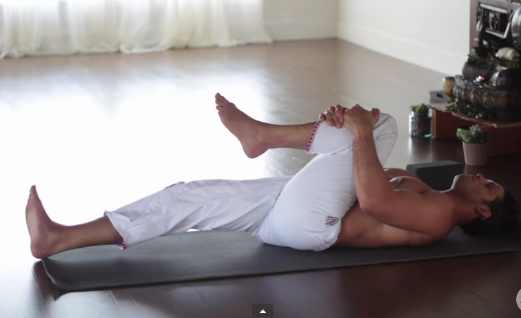 Great Stretch Routine for Grapplers