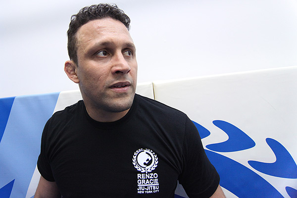 Renzo Gracie: 'Everybody is Taking Steroids. Fighters Who Don't Use, Can't Compete in this Sport'