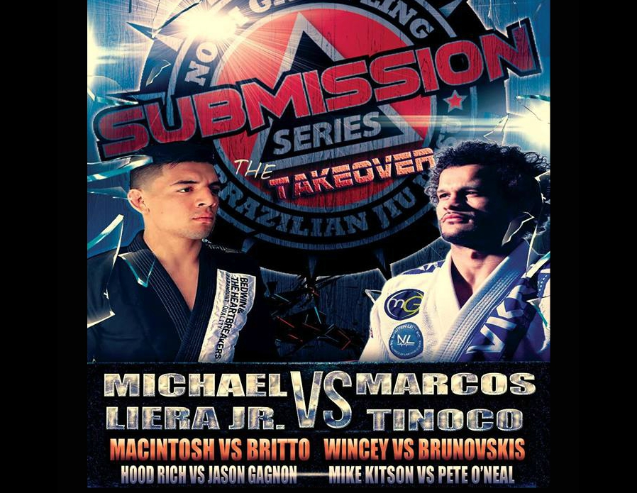 Submission Series Pro: Canada's Answer to Metamoris