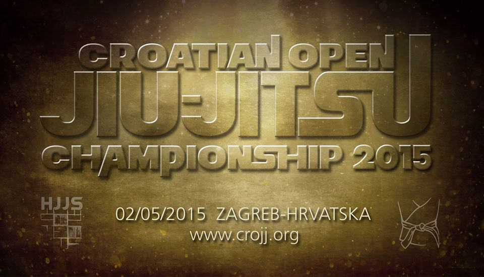 Croatian Open Jiu-Jitsu Championship, 02/05/14, Zagreb, Croatia