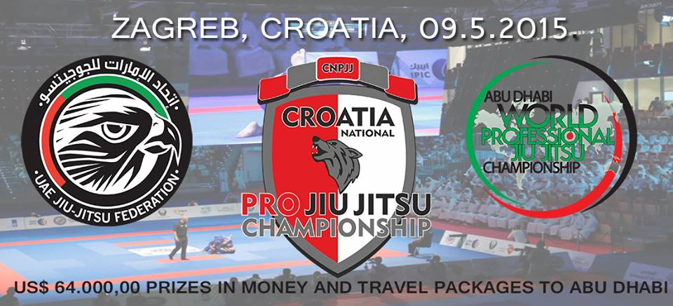 Croatia National Pro Jiu-Jitsu Championship, 9th May 2015