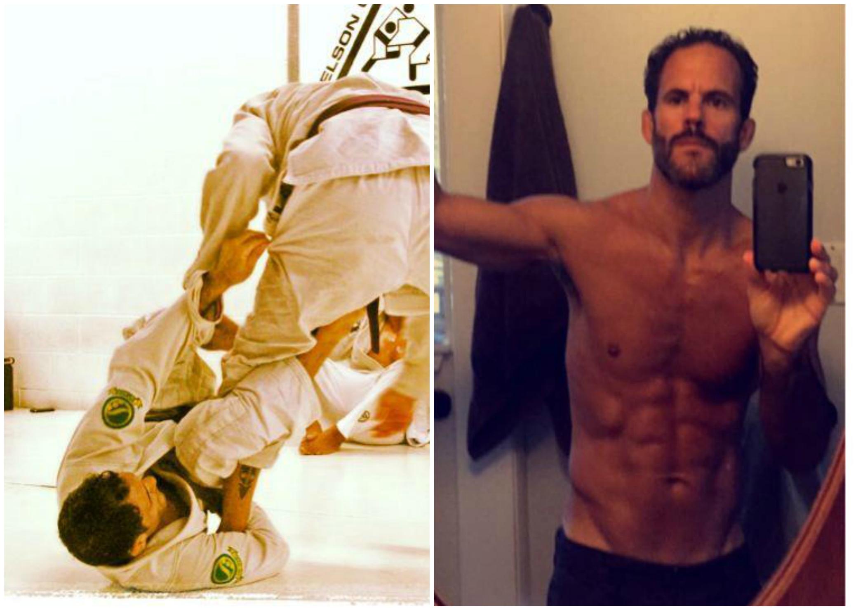 41yr Old Vegan BJJ Athlete in Amazing Shape: 'I Just Eat Plants & Train Jiu-Jitsu'