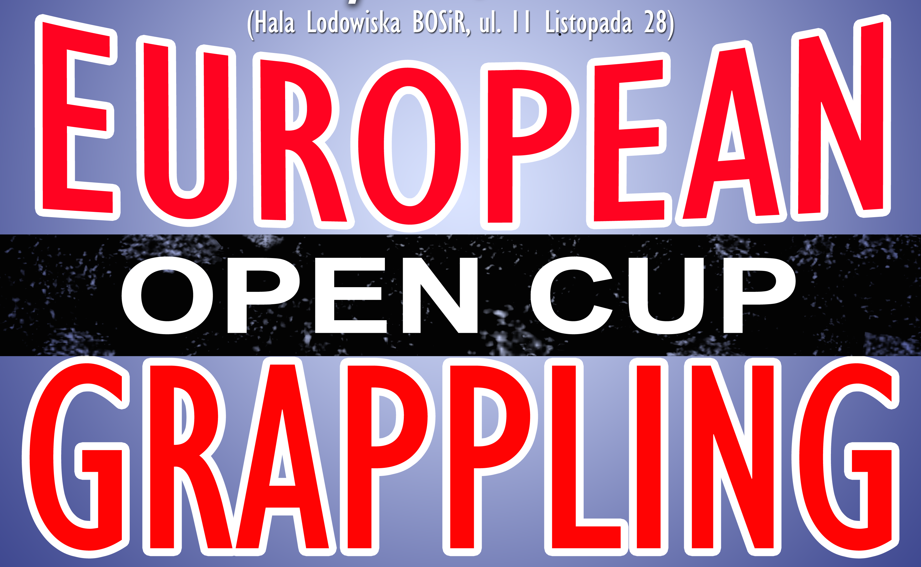 European Open Cup of Grappling, Poland, 6 June 2015