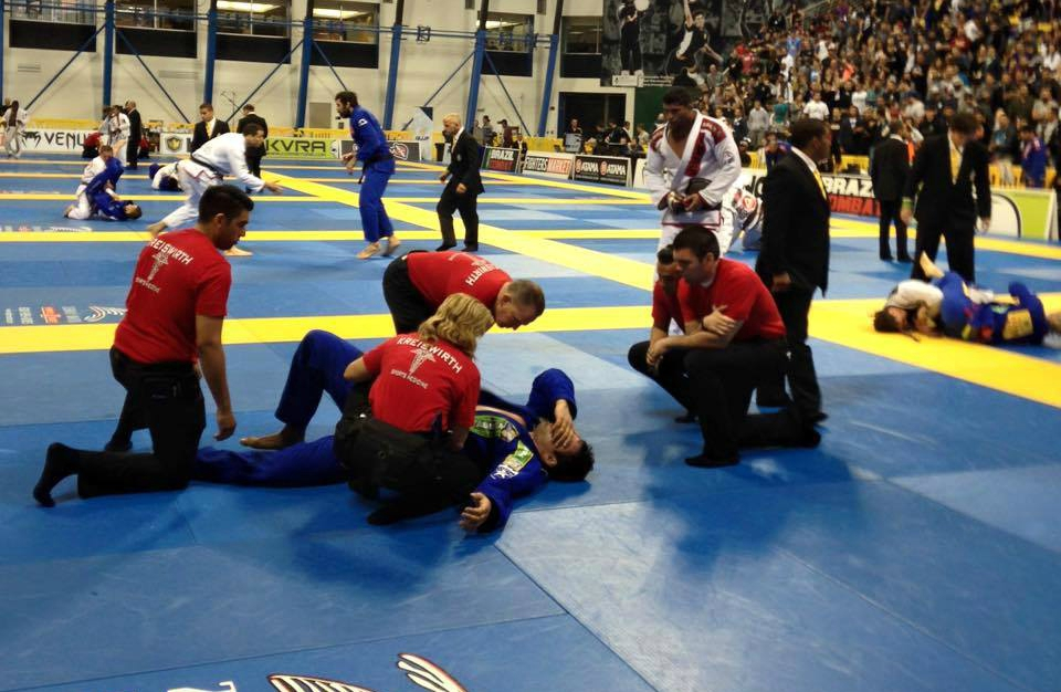 How To Return to BJJ Training After An Injury