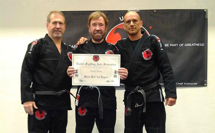 Celebrity black belts bjj gear