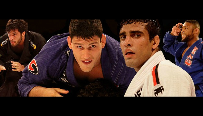 Copa Podio Heavyweight GP Groups Defined, Big Match Ups