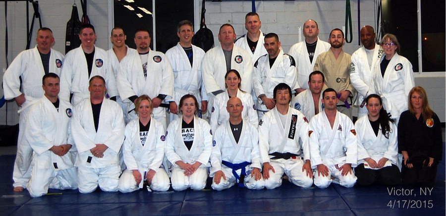 BJJ Purple Belt Switches to GJJ Academy & Starts from White Belt