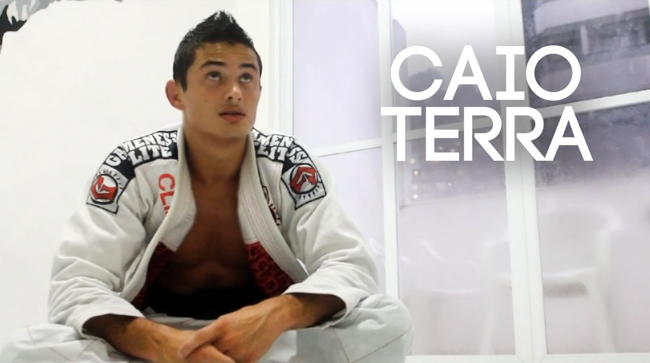 Caio Terra: 'You Cannot Learn Jiu-Jitsu by Yourself. You Need Someone to Guide You'