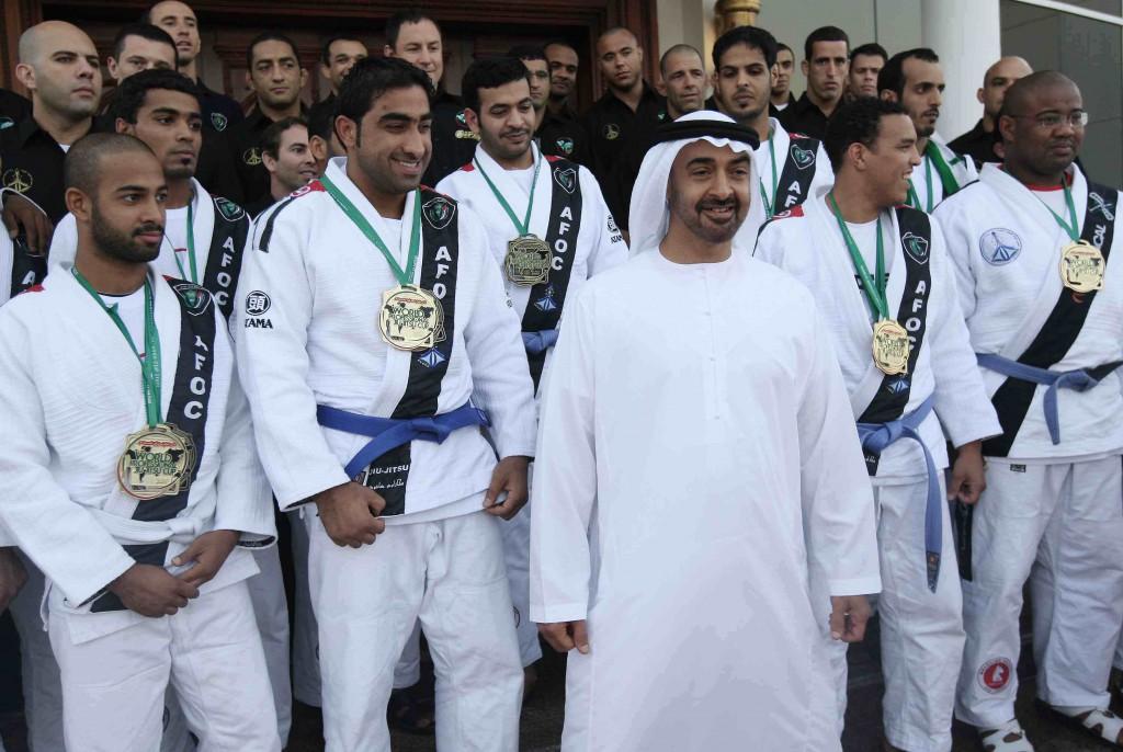UAE's Sheikh Mohammed Bin Zayed On Why He Invests So Much in Jiu-Jitsu