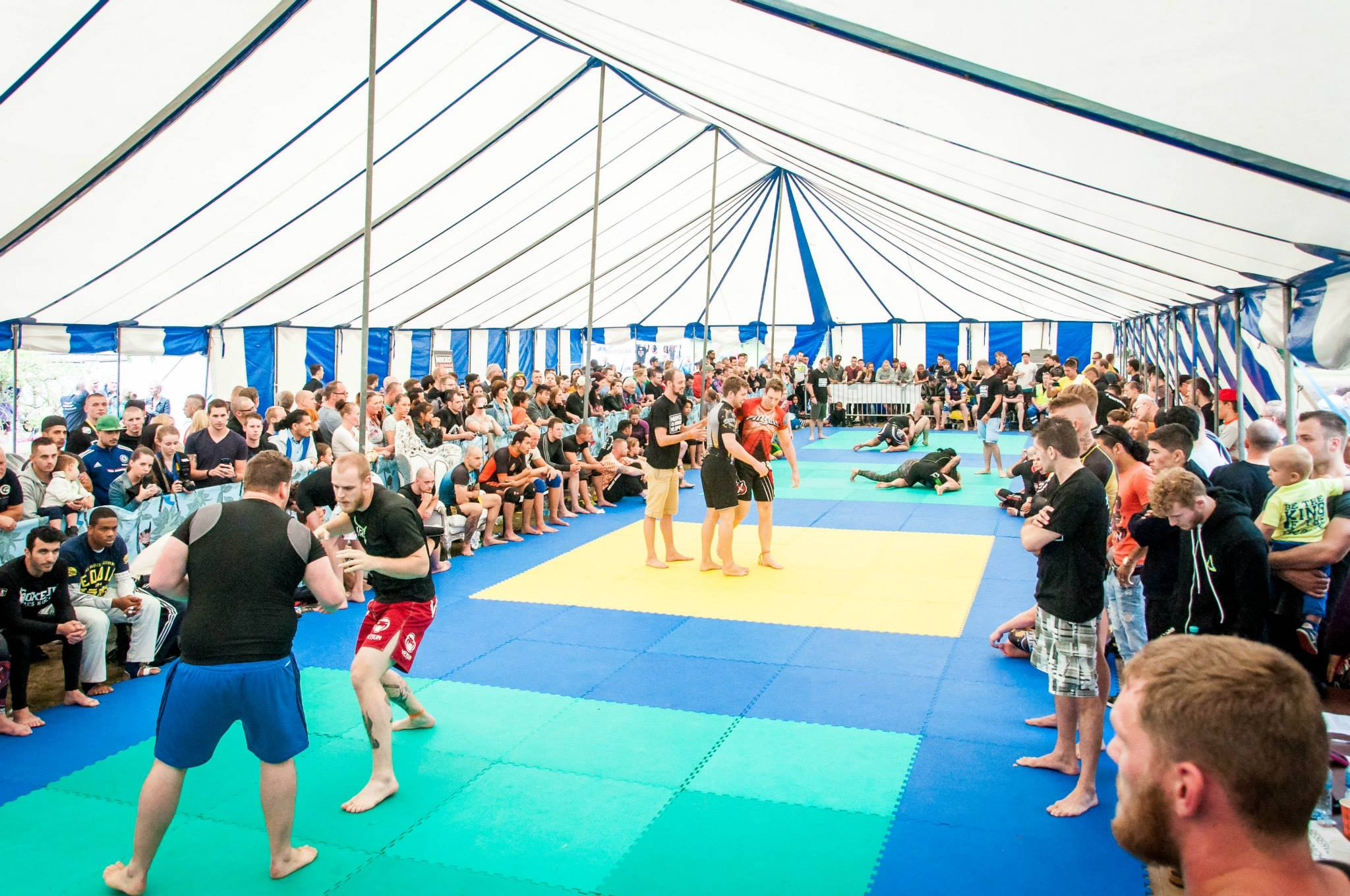 King of the Beach: Biggest Outdoor Tournament in Europe; Netherlands 4th of july