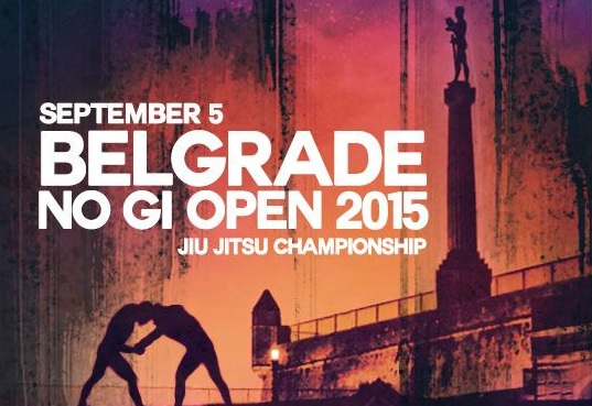 Belgrade No Gi Open, 5th September 2015, Belgrade Serbia