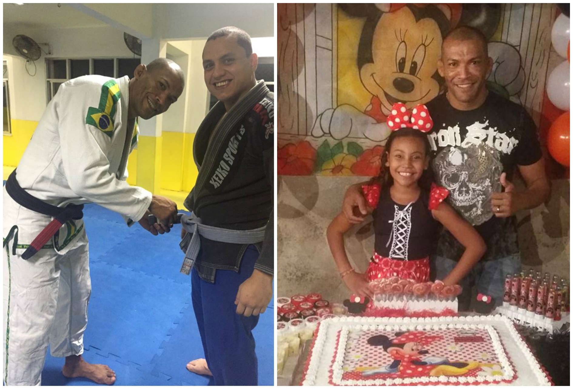 BJJ Black Belt, Father of Three, Shot Dead Trying To Disarm Robber