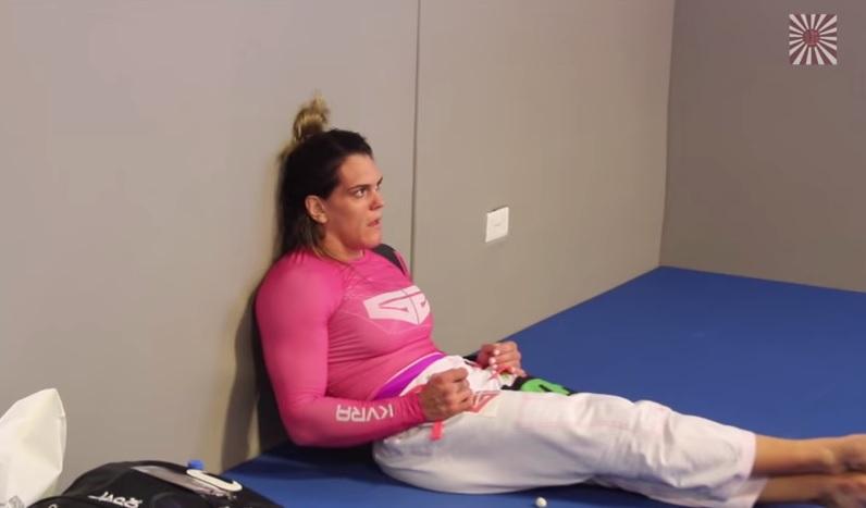 Mackenzie Dern vs Gabi Garcia Mackenzie Dern vs Gabi