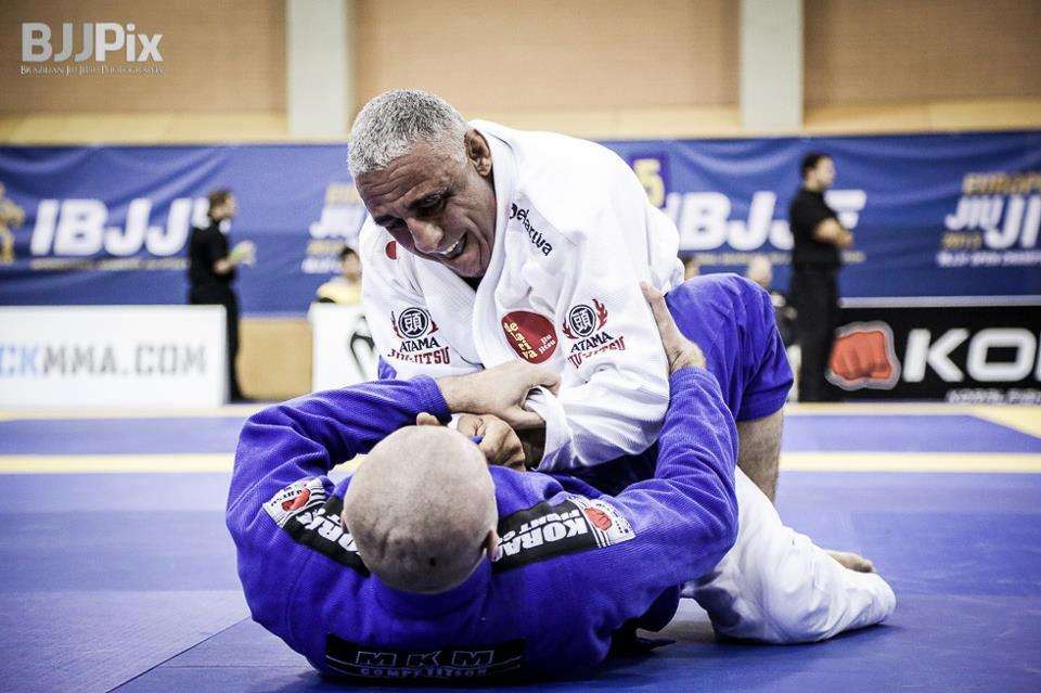 The Recipe For Older Grapplers To Dominate Younger, Faster Grapplers