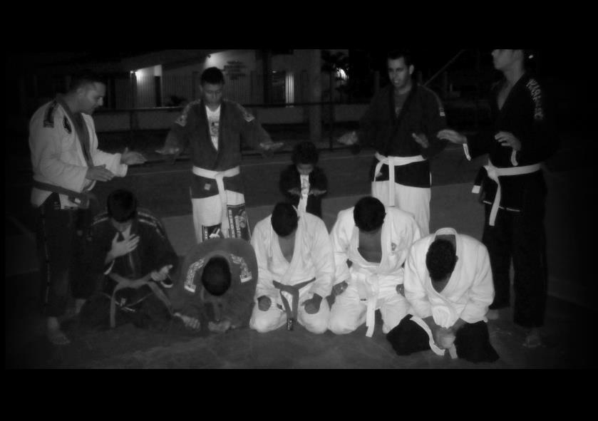 Can Jiu-Jitsu be Considered your Religion?