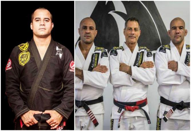 Romero Jacare & Leo Vieira Officially Make Peace