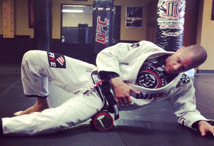 The Way To Becoming Better In BJJ Is Through SUFFERING