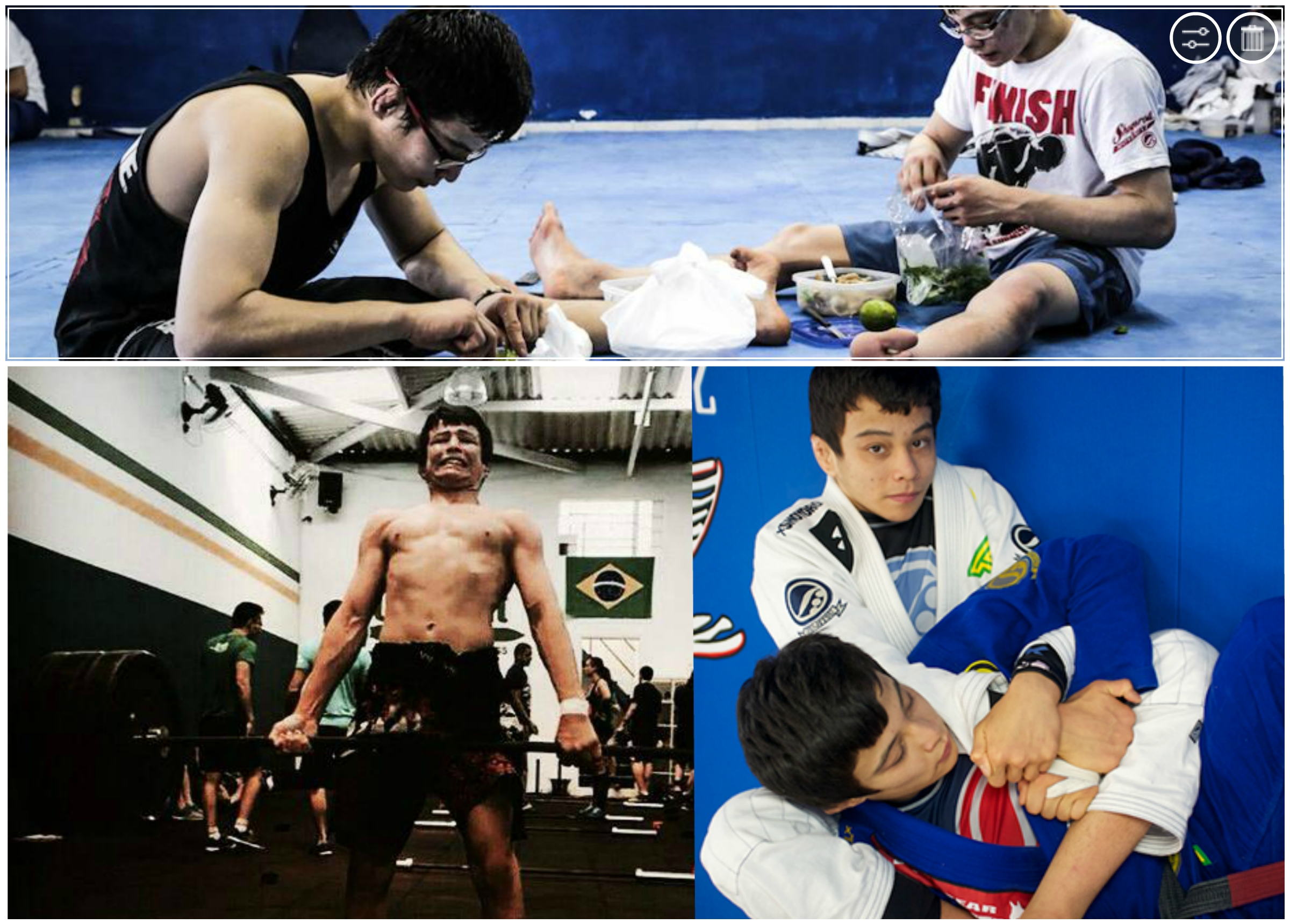 An Inside Look At The Miyao Bros 6x Day Training Schedule