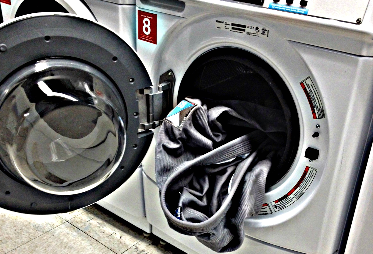 How & How Often To Wash your BJJ Gi