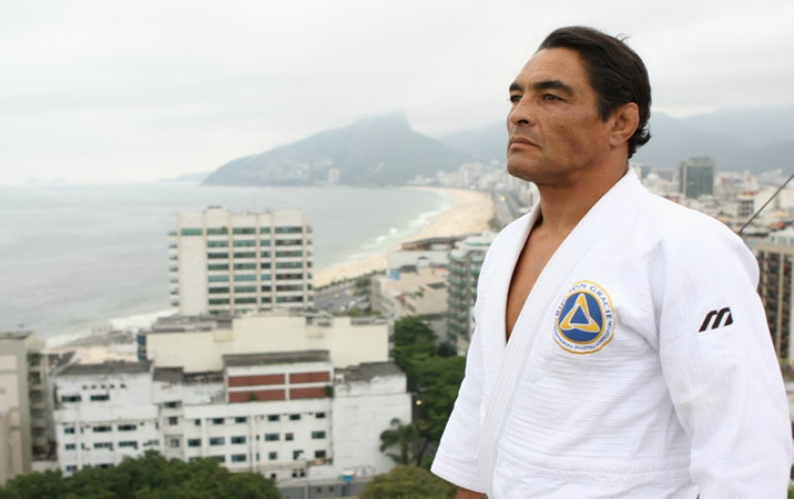 Rickson Gracie: 'MMA Sets a Bad Example to the Youth , Only Attracts People who like Barbarism'
