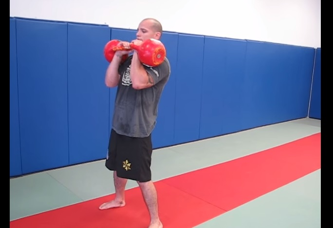 Ultimate Kettlebell Workout for Grapplers (10 Minute HIIT Circuit)
